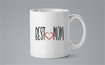 Mug / Tasse - Best mom