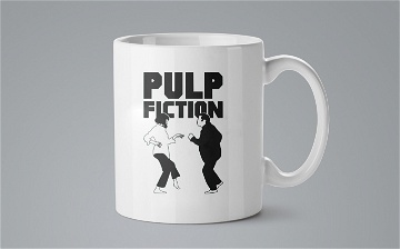 Mug / Tasse - Pulp fiction
