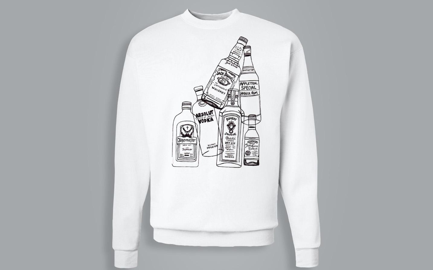 Sweat-shirt / Pull - Spirits