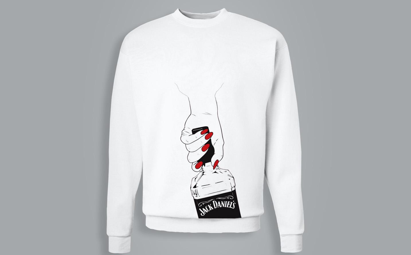 Sweat-shirt / Pull - Jack Daniel's