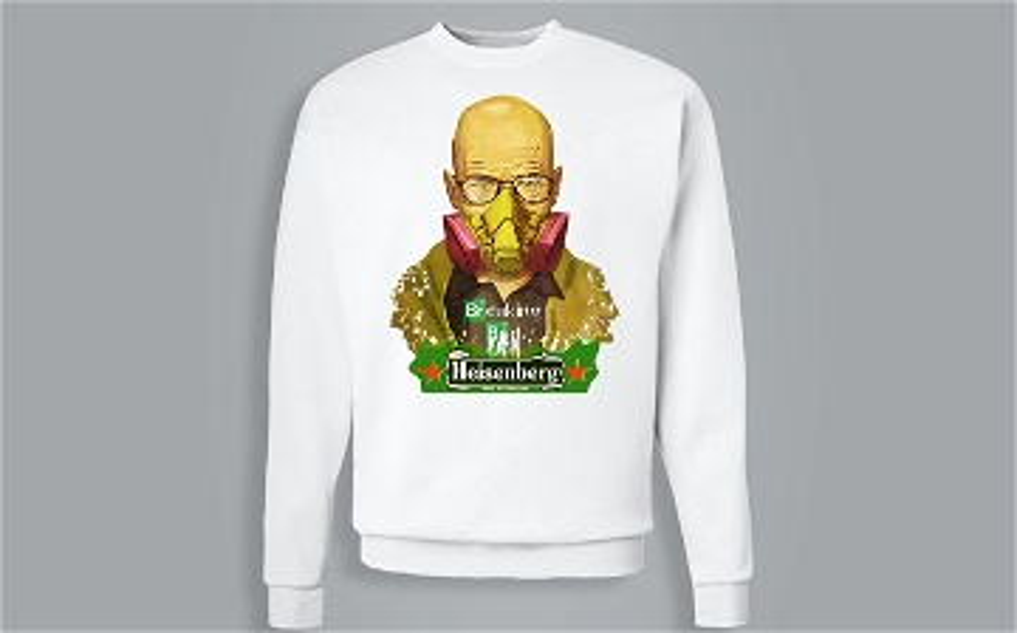 Sweat-shirt / Pull - Heisenberg