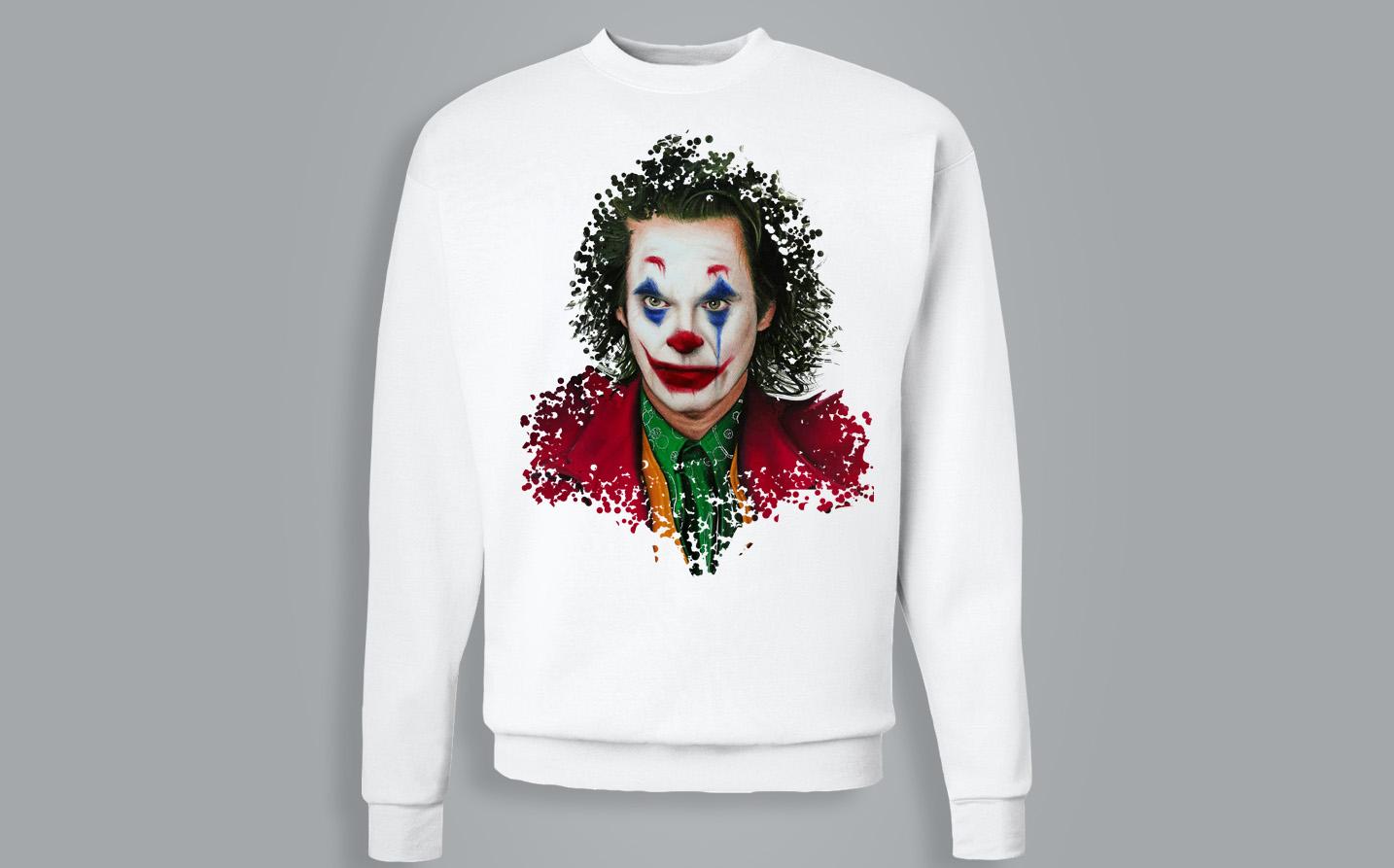 Sweat-shirt / Pull - Joker