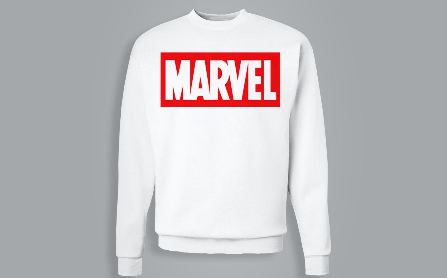 Sweat-shirt / Pull - Marvel