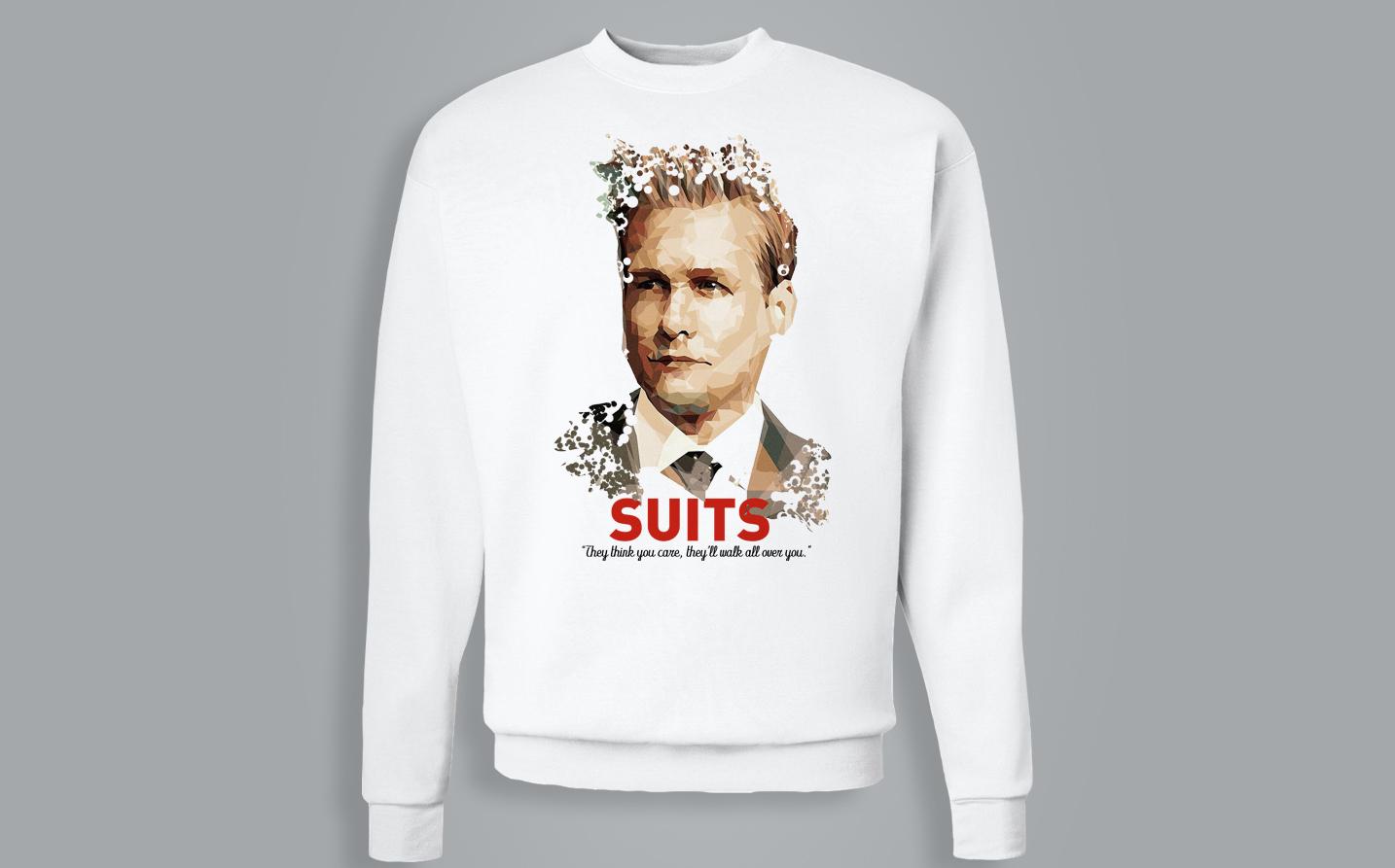 Sweat-shirt / Pull - SUITS ( Harvey Specter )