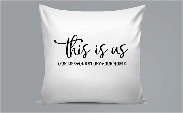 Pillow / Oreiller - This is us