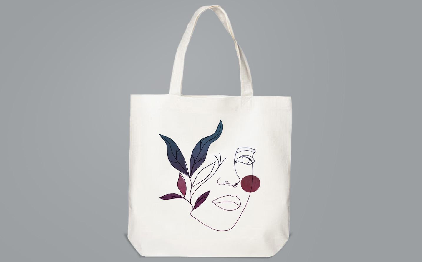 Bag / Sachet - Line art