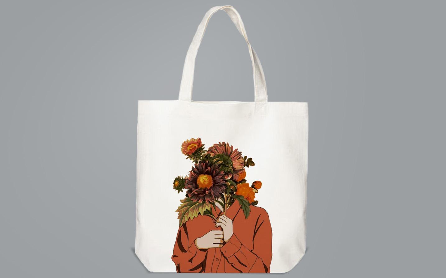 Bag / Sachet - The Bouquet