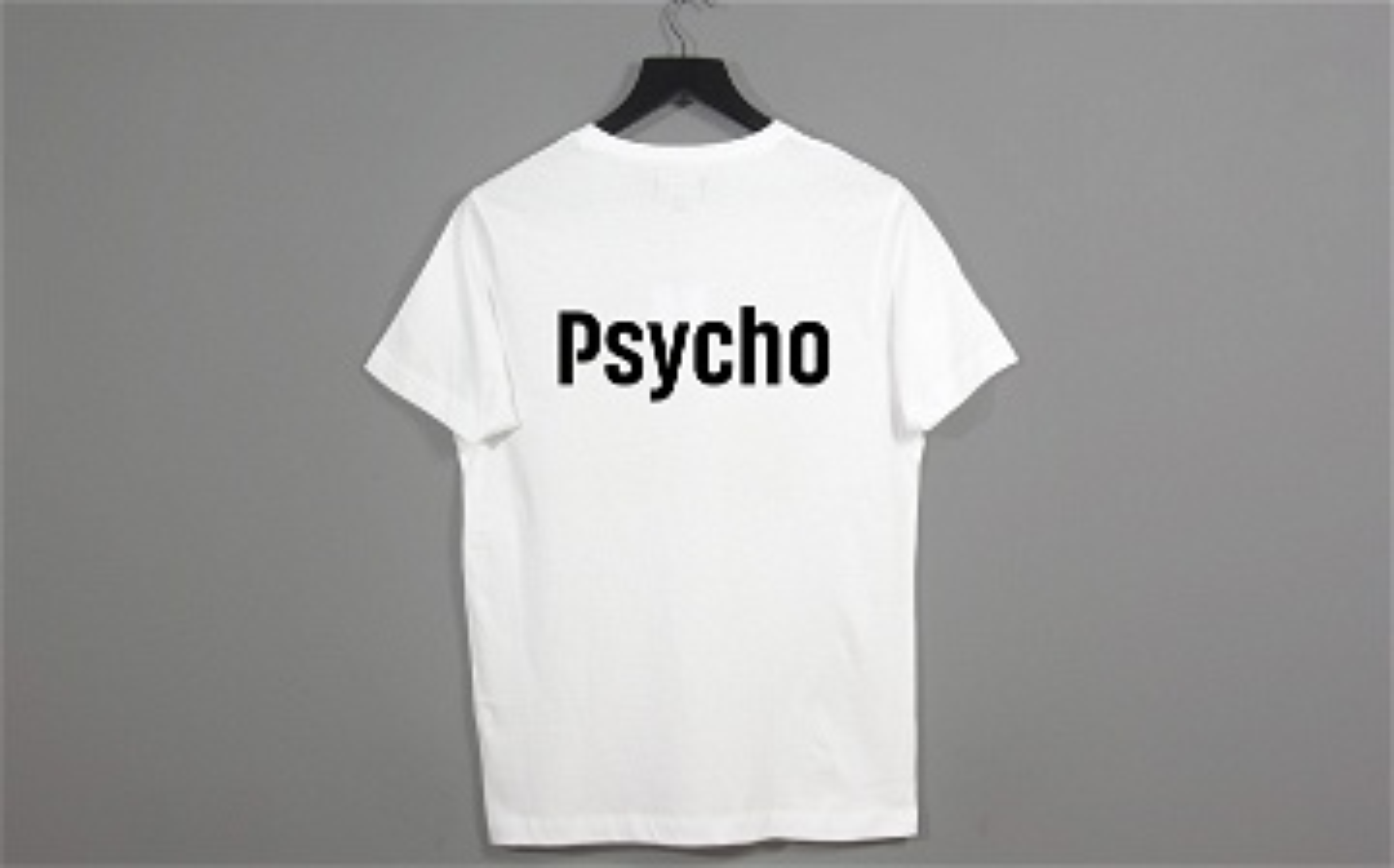 T-shirt - PSYCHO