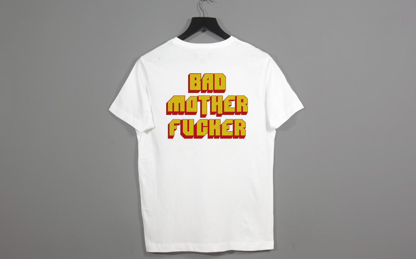 T-shirt - Bad motherfu*ker
