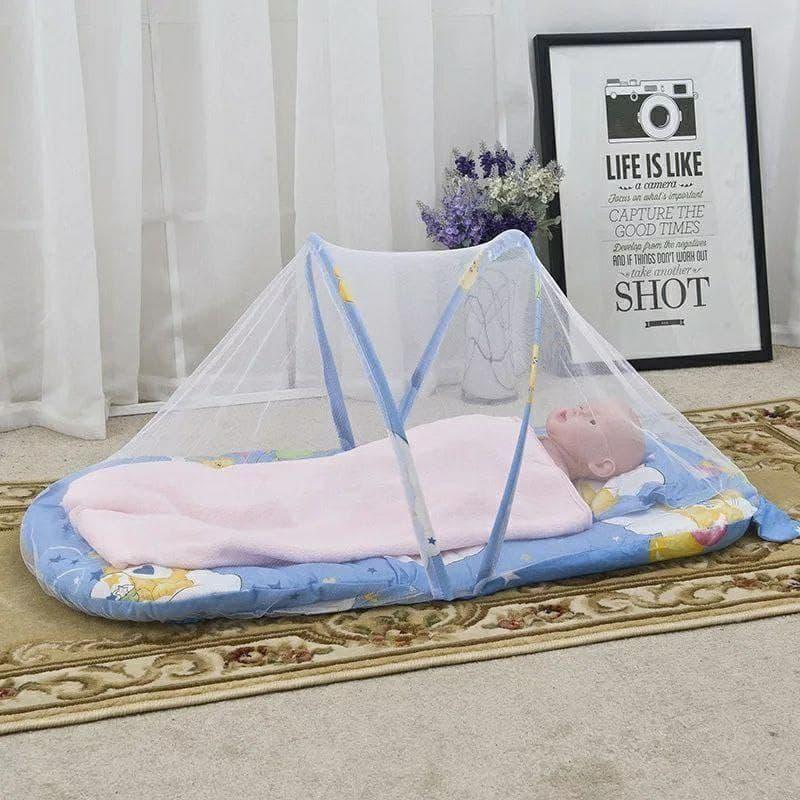 Moustiquaire bébé portable et pliable
