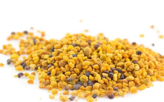 Pollen d'abeille bio – 500 g