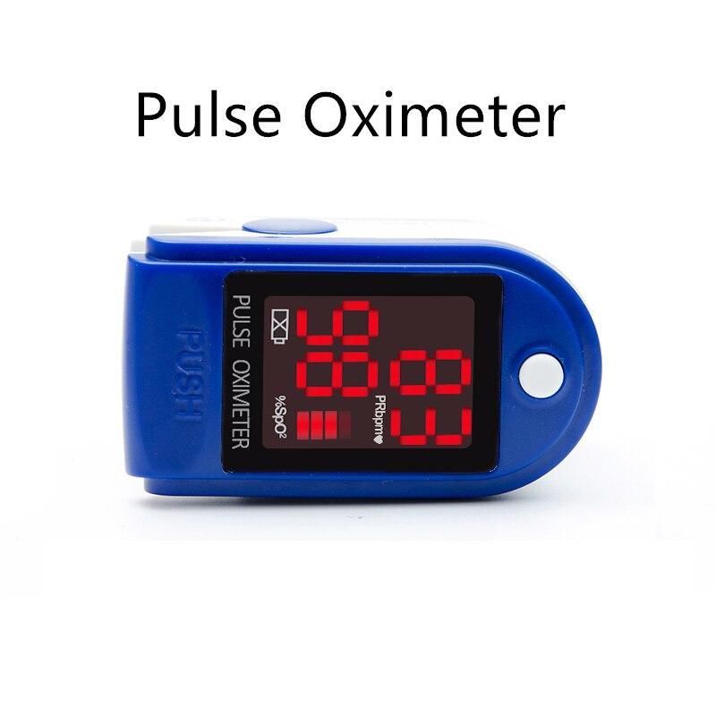 جهاز جديد لقياس دقات القلب ونسبة الأكسجين في الدم - Pulse Oximeter