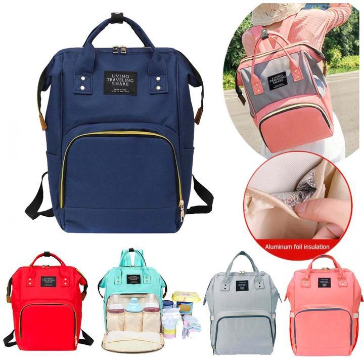حقيبة ظهر متعددة الاستعمال للأطفال - SAC À DOS  BÉBÉ MATERNITÉ