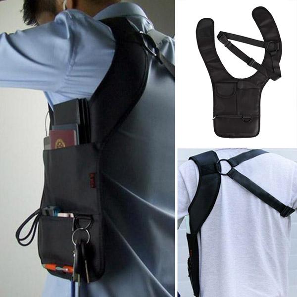 Sacoche Anti Vol - حقيبة ضد السرقة تعلق تحت اليد